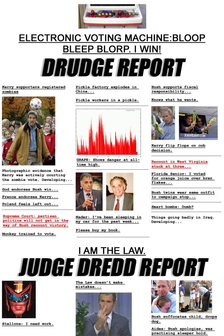 The drudge reort