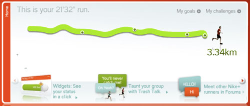 3.34km in 22mins