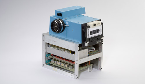 The first digital camera